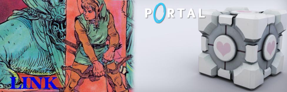 August 2016 – Portal / Zelda II: The Adventure of Link